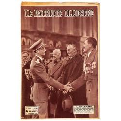Patriote illustré (Le) Le Patriote illustré 1951/12/18.