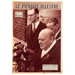 Patriote illustré (Le) Le Patriote illustré 1951/12/04.