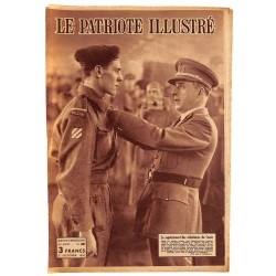 Patriote illustré (Le) Le Patriote illustré 1951/10/07.