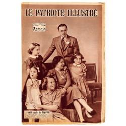 Patriote illustré (Le) Le Patriote illustré 1951/07/01.