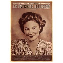 Patriote illustré (Le) Le Patriote illustré 1948/10/17.