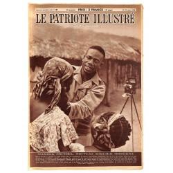 Patriote illustré (Le) Le Patriote illustré 1948/10/10.