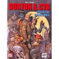 Bandes dessinées Burton et Cyb 03