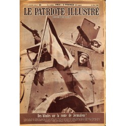ABAO Patriote illustré (Le) Le Patriote illustré 1948/05/16.