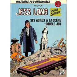 Bandes dessinées Jess Long 11
