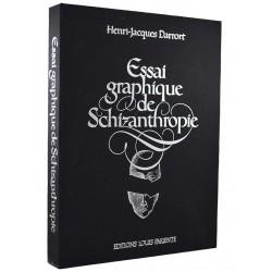 ABAO Poésie Darrort (Henri-Jacques) - Essai graphique de schizanthropie