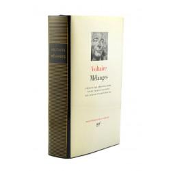 La Pléiade Voltaire - Mélanges.