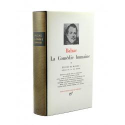 ABAO La Pléiade Balzac (Honoré de) - La Comédie humaine II.