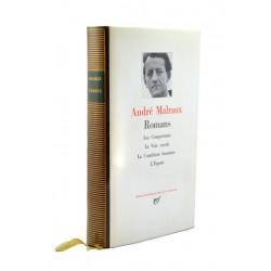 ABAO La Pléiade Malraux (André) - Romans.