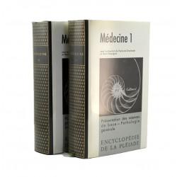 La Pléiade Médecine. 2 tomes.