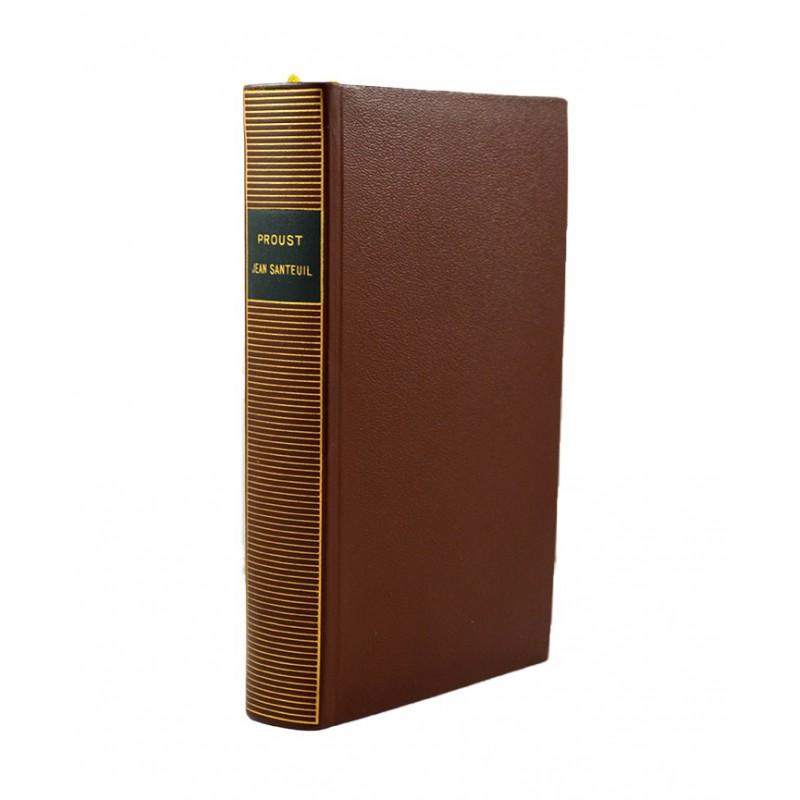 La Pléiade Proust (Marcel) - Jean Santeuil précédé de Les Plaisirs et les Jours.