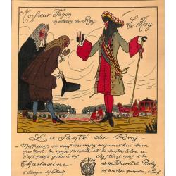 ABAO Gravures Arnoux (Guy) - Thaolaxine de Mm. Duret et Raby.