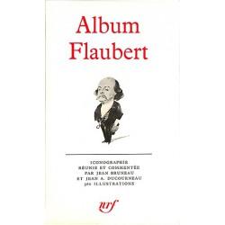 ABAO La Pléiade Album FLAUBERT