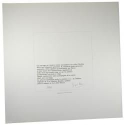 Gravures Dacos (Guy-Henri) - Les Maisons rondes. Textes de Gaspard Hons.