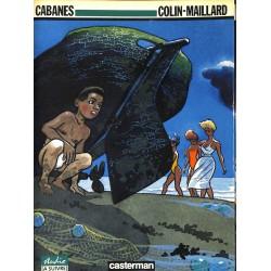 Bandes dessinées Coln-Maillard 01