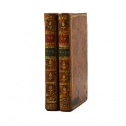Biographies Hamilton (Antoine) - Mémoires du Comte de Grammont.