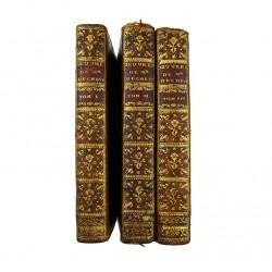 Littérature Chevrier (François-Antoine) - Oeuvres complètes De M. de Chevrier. 3 tomes.