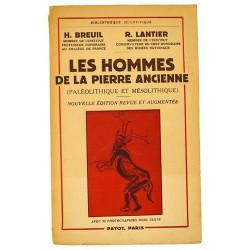ABAO Editions Payot Breuil (H.) & Lantier (R.) - Les Hommes de la pierre ancienne.