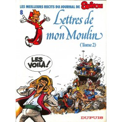 Bandes dessinées Lettres de mon moulin 02