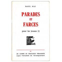 ABAO Théâtre Mas (Raoul) - Parades et farces pour les jeunes (1).