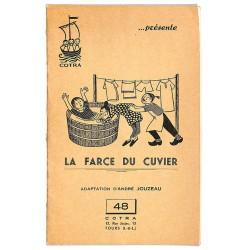ABAO Théâtre Jouzeau (André) - La Farce du cuvier.