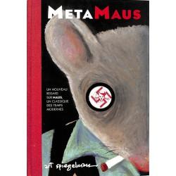 Bandes dessinées MetaMaus