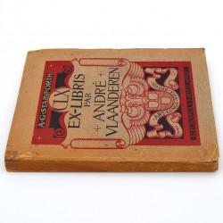 ABAO Arts du livre Stainforth (A.G.) - Ex-libris par André Vlaanderen.