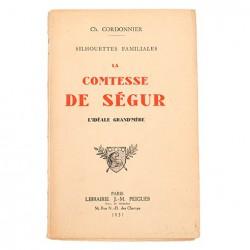 Biographies Cordonnier (Ch.) - La Comtesse de Ségur.