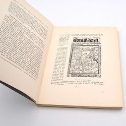 ABAO Arts du livre Heurck (Emile H. van) - Les Livres populaires flamands.