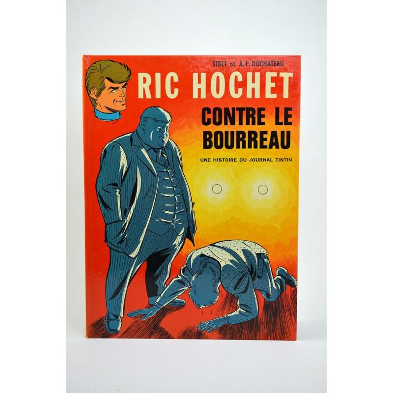 Bandes dessinées Ric Hochet 14