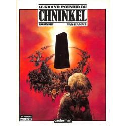 ABAO Bandes dessinées Le Grand pouvoir du Chninkel