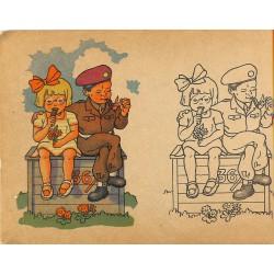 ABAO Enfantina Album à colorier.