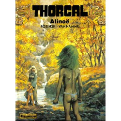Bandes dessinées Thorgal 08
