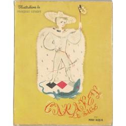 Enfantina Vacquin (Pierre) - Carafet le Sage. Illustrations de Françoise Estachy.