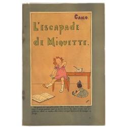 ABAO Enfantina Camo - Les Aventures de Miquette et Polo 1 - L'Escapade de Miquette.