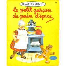 Enfantina Le Gwen (M.) - Le Petit garçon de pain d'épice. Illustrations d'Elfrieda.