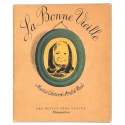 ABAO Enfantina Colmont (Marie) - La Bonne Vieille. Illustrations d'André Paul.