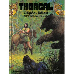 Bandes dessinées Thorgal 18