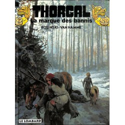 Bandes dessinées Thorgal 20