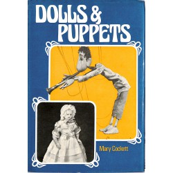 ABAO Arts du spectacle Cockett (Mary) - Dolls & puppets.
