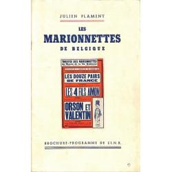 ABAO Arts du spectacle Flament (Julien) - Les Marionnettes de Belgique.