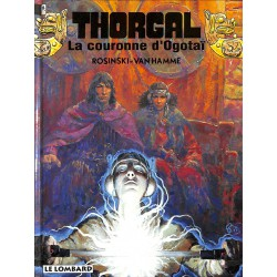 Bandes dessinées Thorgal 21