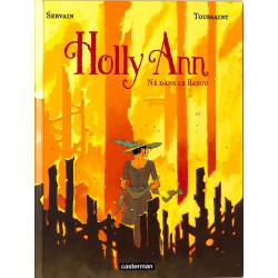 ABAO Bandes dessinées Holly Ann 03