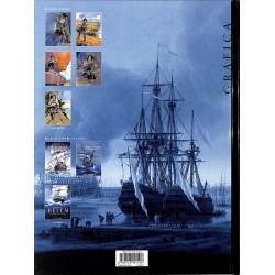 Bandes dessinées Black Crow raconte la Boussole et l'Astrolabe