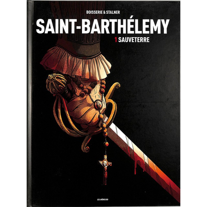 Bandes dessinées Saint-Barthélemy 01