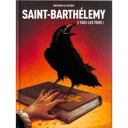 Bandes dessinées Saint-Barthélemy 02