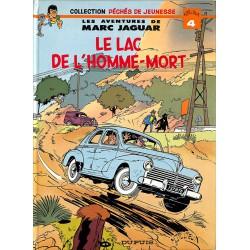 Bandes dessinées Marc Jaguar. Le Lac de l'homme-mort