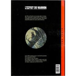 ABAO Bandes dessinées L'Esprit de Warren 02 + Ex-libris 300 ex. num. et s.