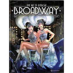 ABAO Bandes dessinées Broadway - Une rue en Amérique 02