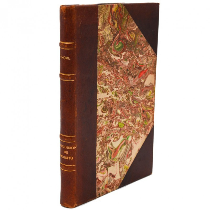 Biographies [Congo] Chomé (Jules) - L'Ascension de Mobutu.